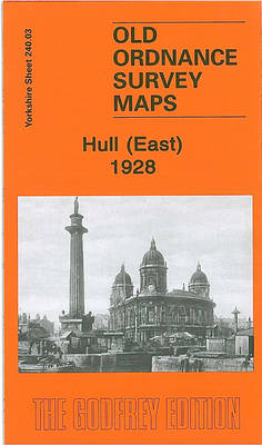 Hull East 1928: Yorkshire Sheet 240.03b - Old O.S. Maps of Yorkshire (Sheet map, folded)