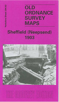 Sheffield (Neepsend, Owlerton and Lower Walkley) 1903: Yorkshire Sheet 294.03 - Old O.S. Maps of Yorkshire (Sheet map, folded)