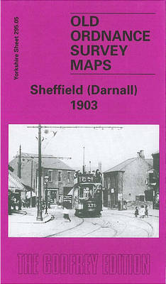 Darnall 1903: Yorkshire Sheet 295.05 - Old O.S. Maps of Yorkshire (Sheet map, folded)