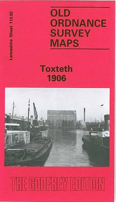 Toxteth 1906: Lancashire Sheet 113.02 - Old O.S. Maps of Lancashire (Sheet map, folded)
