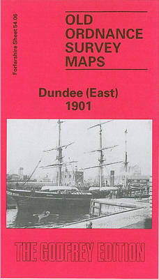 Dundee (East) 1901: Forfarshire Sheet 54.06 - Old O.S. Maps of Forfarshire (Sheet map, folded)