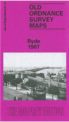 Ryde 1907: Isle of Wight Sheet 91.10 - Old O.S. Maps of Isle of Wight (Sheet map, folded)