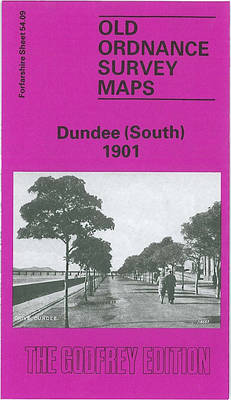 Dundee (South) 1901: Forfarshire Sheet 54.09 - Old O.S. Maps of Forfarshire (Sheet map, folded)