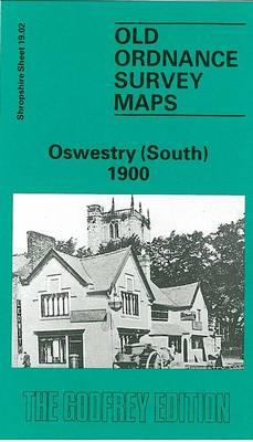 Oswestry (South) 1900: Shropshire Sheet 19.02 - Old O.S. Maps of Shropshire (Sheet map, folded)