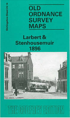 Larbert and Stenhousemuir - Old O.S. Maps of Stirlingshire (Sheet map, folded)