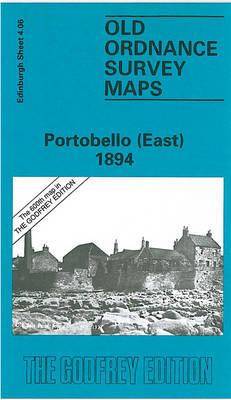 Portobello (East) 1894: Edinburgh Sheet 4.06 - Old O.S. Maps of Edinburgh (Sheet map, folded)
