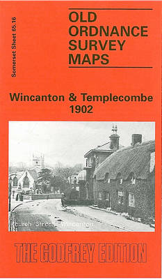 Wincanton and Templecombe 1902: Somerset Sheet 65.16 - Old O.S. Maps of Somerset (Sheet map, folded)