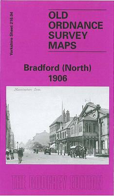 Bradford (North) 1906: Yorkshire Sheet 216.04 - Old O.S. Maps of Yorkshire (Sheet map, folded)