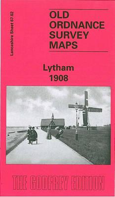 Lytham 1908: Lancashire Sheet 67.02 - Old O.S. Maps of Lancashire (Sheet map, folded)
