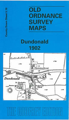 Dundonald 1902: Co Down Sheet 5.10 - Old Ordnance Survey Maps of County Down (Sheet map, folded)