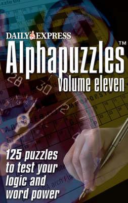Alphapuzzles: v. 11 (Paperback)