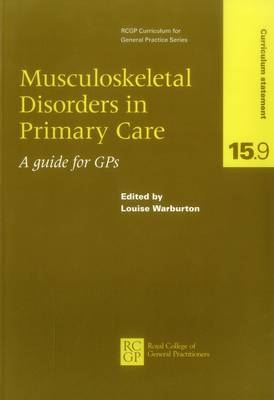 Musculoskeletal Disorders in Primary Care (Paperback)
