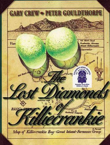 The Lost Diamonds of Killiecrankie (Paperback)