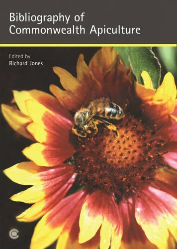 Bibliography of Commonwealth Apiculture (Paperback)