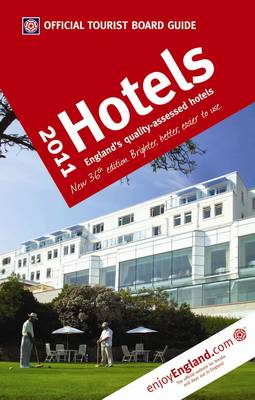 VisitBritain Official Tourist Board Guide - Hotels 2011 2011 (Paperback)