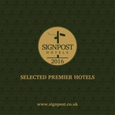 Signpost: Selected Premier Hotels 2016 (Paperback)