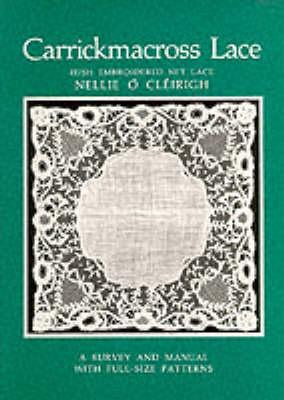 Carrickmacross Lace (Paperback)