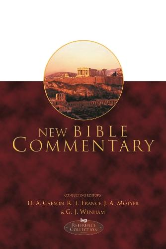 New Bible Commentary: 21st Century Edition (Hardback)