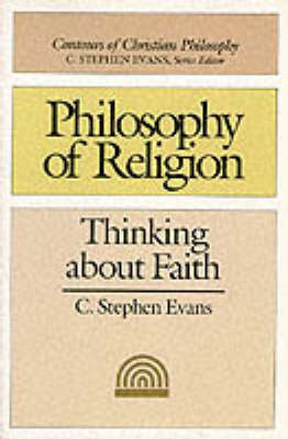 Philosophy of Religion - Contours of Christian Philosophy (Paperback)