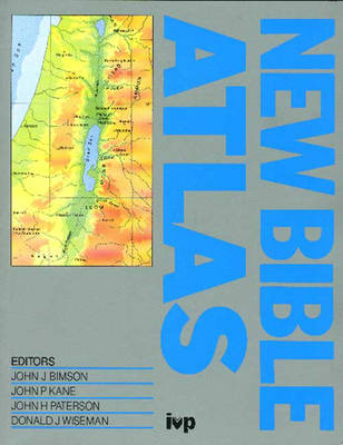 New Bible Atlas (Paperback)