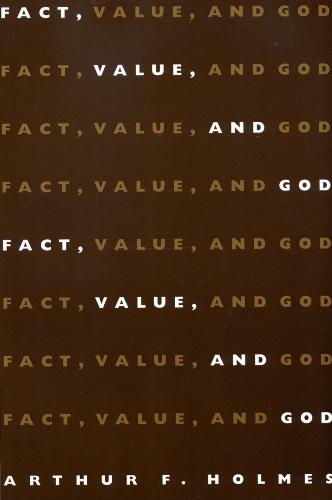 Fact, Value and God (Paperback)