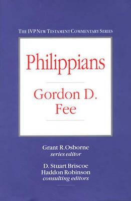 Philippians - IVP New Testament Commentary S. (Hardback)