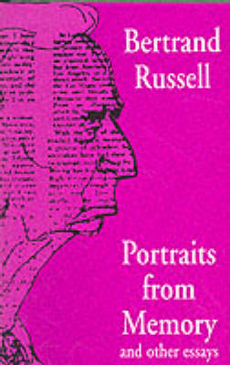 Portraits from Memory and Other Essays (Paperback)