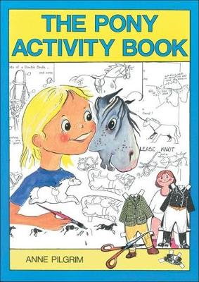 The Pony Activity Book (Paperback)