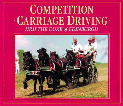 Competition Carriage Driving (Hardback)
