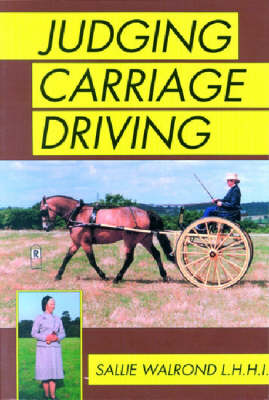 Judging Carriage Driving (Paperback)