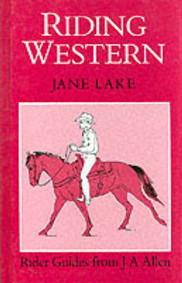 Riding Western - Allen rider guides (Hardback)
