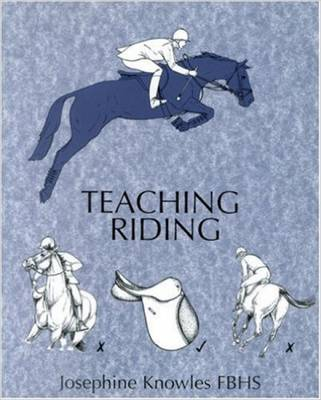Teaching Riding - Allen Books for Students S. (Hardback)