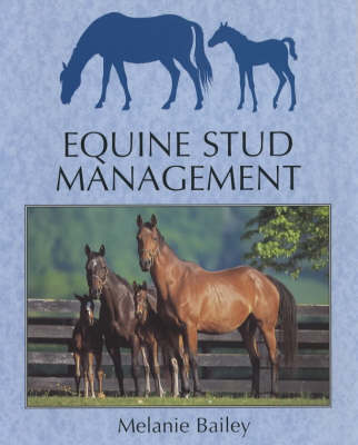 Equine Stud Management: A Textbook for Students - Allen Student (Paperback)