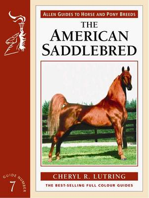 The American Saddlebred - Allen Guides to Horse & Pony Breeds 7 (Paperback)