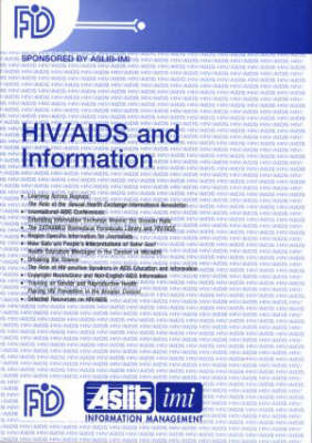 HIV/AIDS and Information (Paperback)