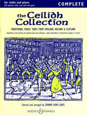 Ceilidh Collection: Complete Edition: Traditional Fiddle Tunes from England, Ireland and Scotland (Paperback)