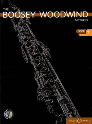 The Boosey Woodwind Method: Oboe Pt. 1 - Boosey Woodwind Method Series (Paperback)