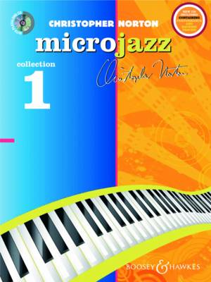 Microjazz - Collection 1 for Piano - Microjazz