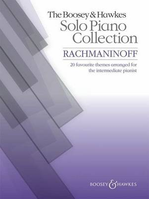 Rachmaninoff: 20 Favourite Themes Arranged for the Intermediate Pianist (Book)
