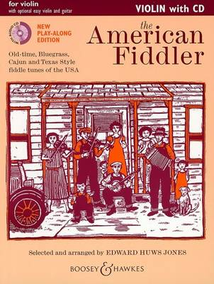 The American Fiddler: Violin Part Only