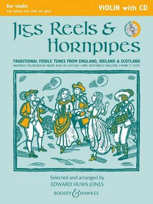 Jigs, Reels & Hornpipes: Violin Edition - Fiddler Collection