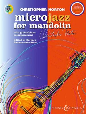 Microjazz for Mandolin - Microjazz