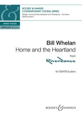 Home and the Heartland: From Riverdance - Contemporary Choral Series (Sheet music)