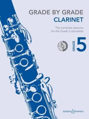 Grade by Grade - Clarinet: Grade 5