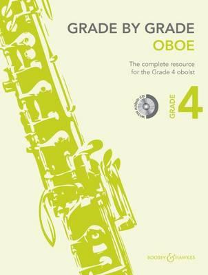 Grade by Grade - Oboe: Grade 4