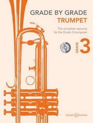 Grade by Grade - Trumpet: Grade 3