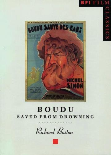"""Boudu Saved from Drowning"" - BFI Film Classics (Paperback)"