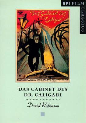 """Das """"Cabinet des Dr.Caligari"""" - BFI Film Classics (Paperback)"""