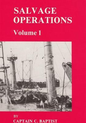 Salvage Operations: v. 1 (Hardback)