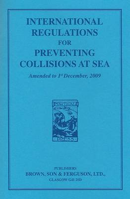 International Regulations for Preventing Collisions at Sea (Paperback)